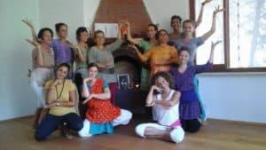 Stage di Danza Bharata Natyam e Yoga